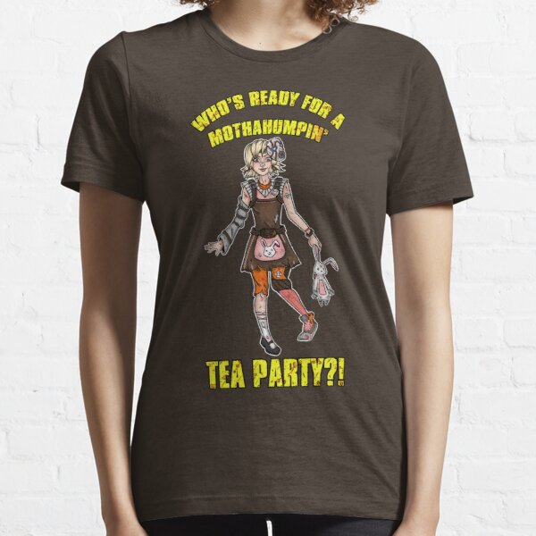 Mothahumpin' TEA PARTY! Essential T-Shirt