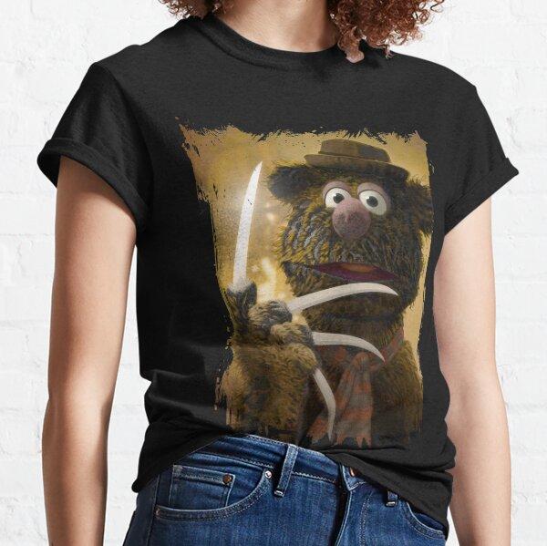 Muppet Maniacs - Fozzie Krueger Classic T-Shirt