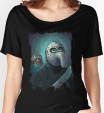 Muppet Maniacs - Gonzo Voorhees Women's Relaxed Fit T-Shirt
