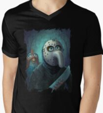 Muppet Maniacs - Gonzo Voorhees Men's V-Neck T-Shirt