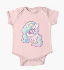 Weeny My Little Pony- Princess Celestia One Piece - Short Sleeve