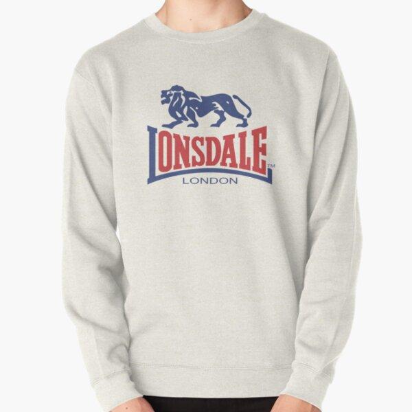 lonsdale Pullover Sweatshirt