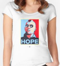 Travis Bickle: Hope Women's Fitted Scoop T-Shirt