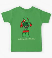 Teenage Mutant Ninja Turtles- Raphael Kids Tee