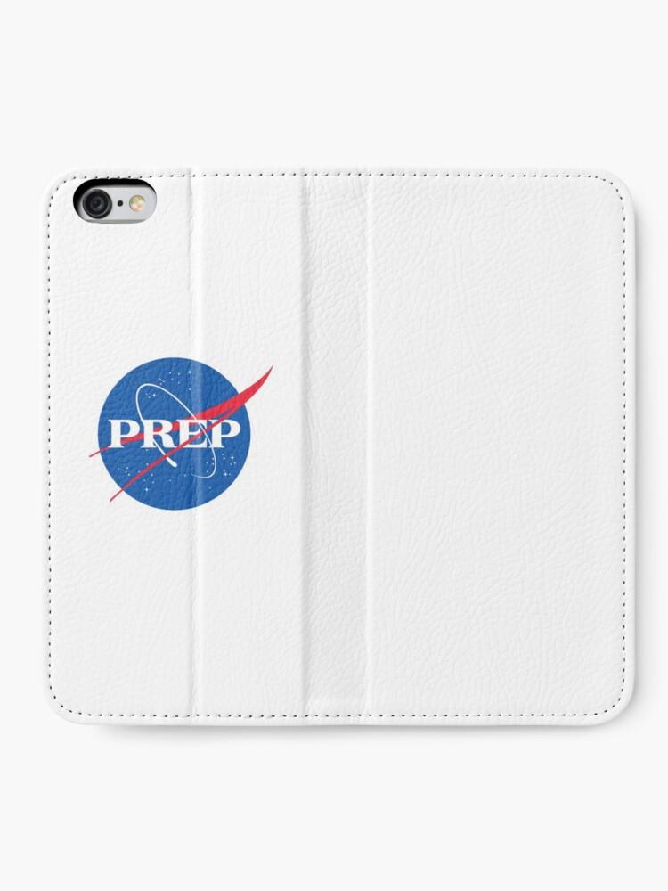 Alternate view of NASA PrEP iPhone Wallet