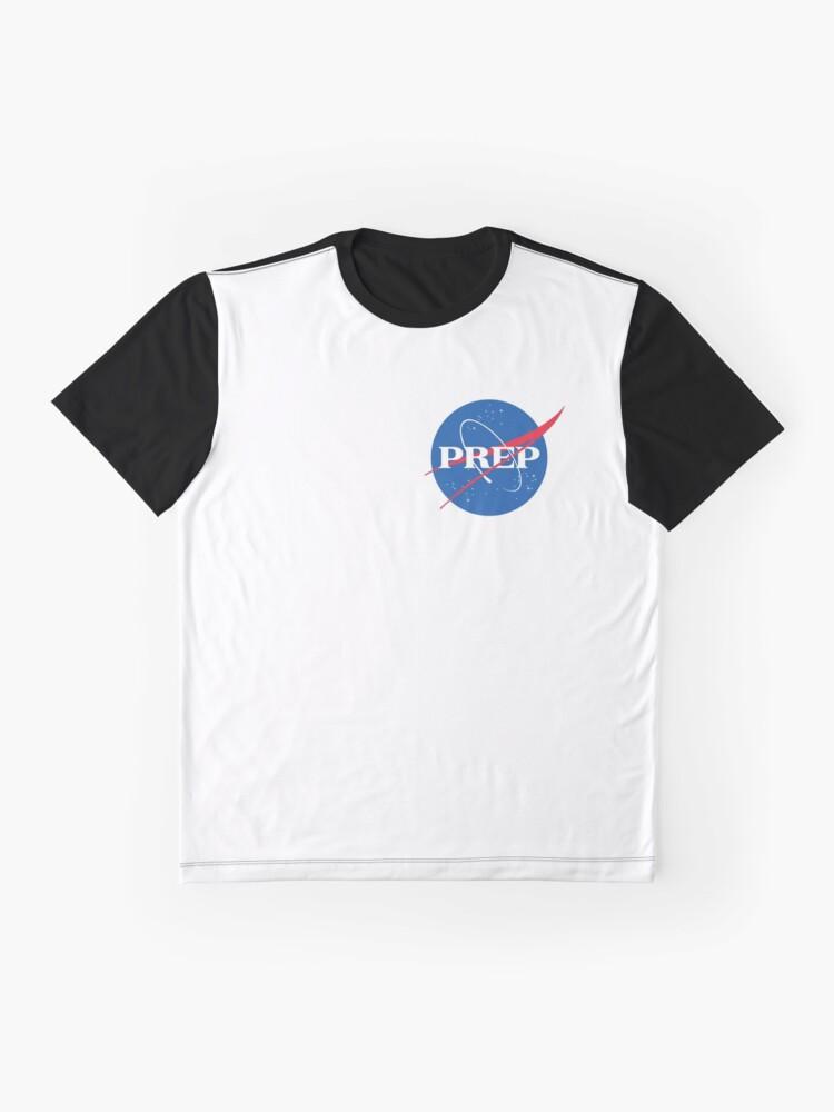 Alternate view of NASA PrEP Graphic T-Shirt