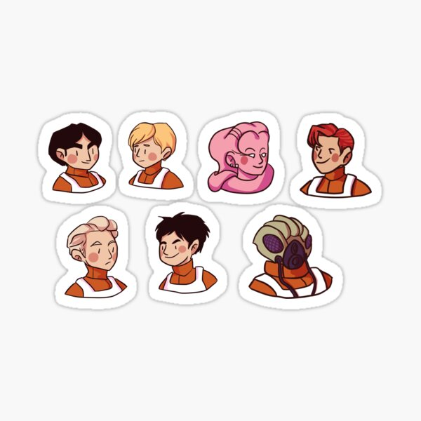 Rogue Squadron Sticker