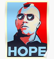 Travis Bickle: Hope Poster