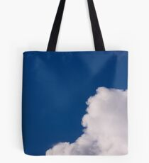 A whiter shade of blue Tote Bag