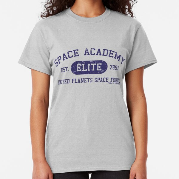Space Academy (navy) Classic T-Shirt