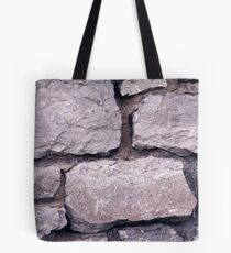 Another rock in the wall Tote Bag