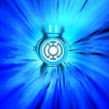 Blue Lantern by Harmony55