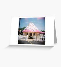 Twistee Treat, Massillon, Ohio Greeting Card