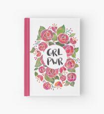 Girl Power Hardcover Journal
