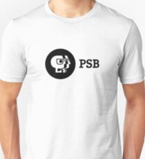 public service broadcasting Slim Fit T-Shirt