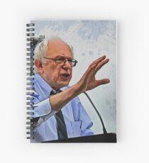 Bernie Sanders Spiral Notebook