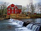War Eagle Mills by NatureGreeting Cards ©ccwri
