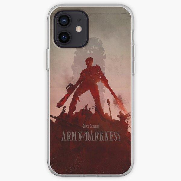 Ejército de las tinieblas Funda blanda para iPhone