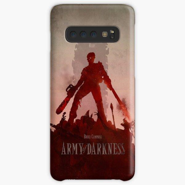 Army Of Darkness Samsung Galaxy Snap Case