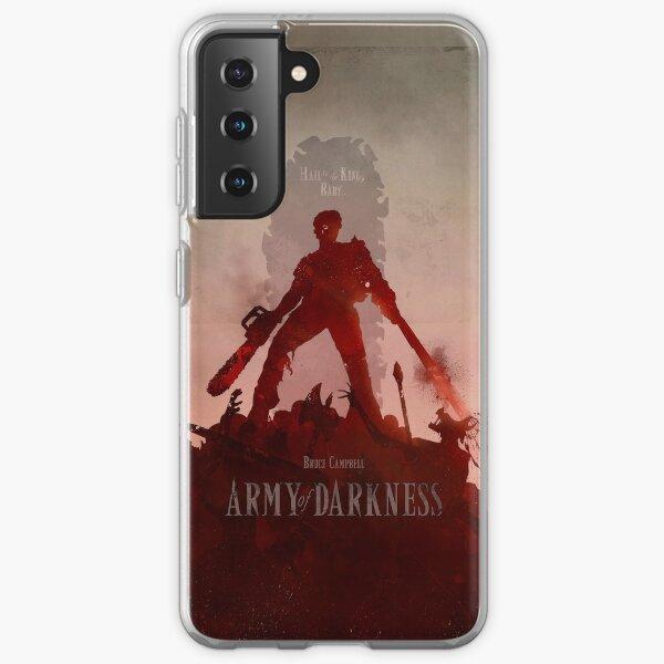 Army Of Darkness Samsung Galaxy Soft Case