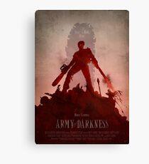 Army Of Darkness Leinwanddruck
