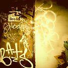 Bread & Graffiti - Portland, Oregon by KeriFriedman