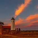 Sunset At The Chapel by robcaddy