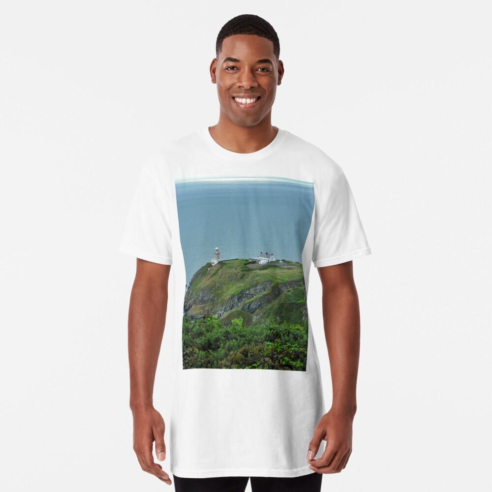 Howth Lighthouse - Ireland Long T-Shirt