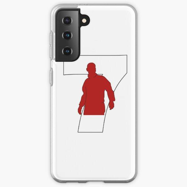 Eric Cantona Manchester United 7 Samsung Galaxy Soft Case