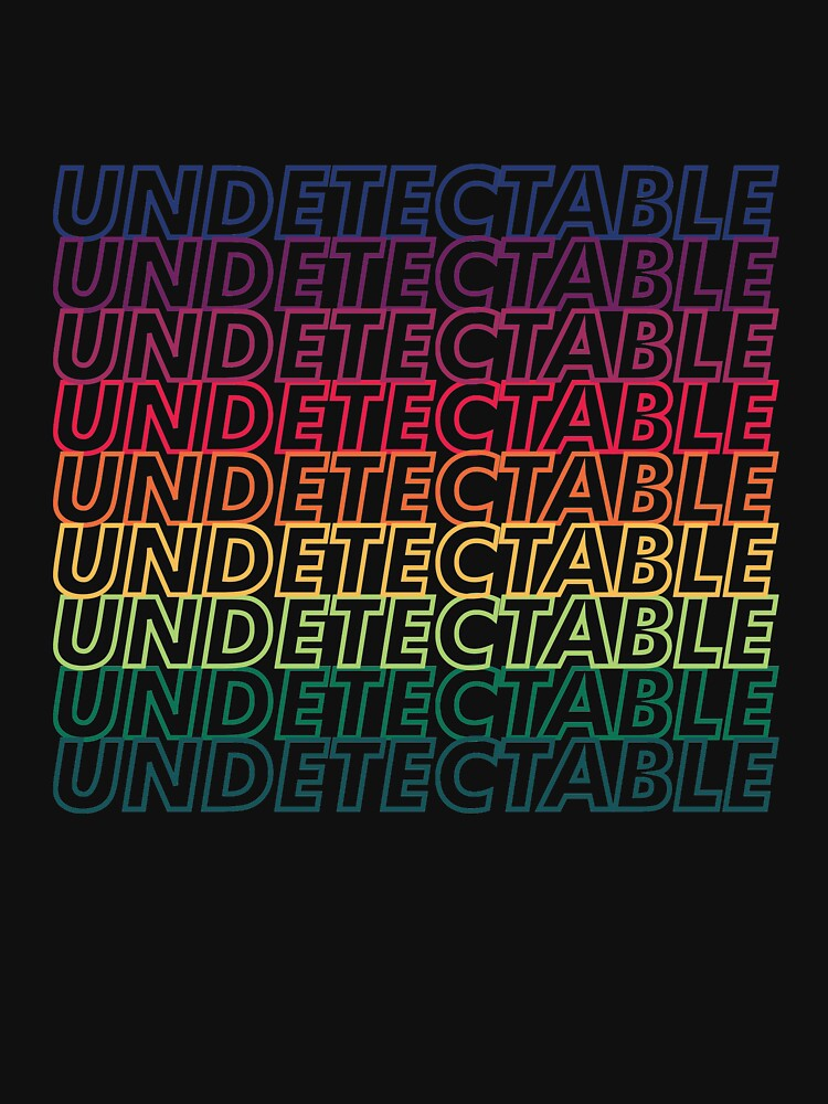 Undetectable = Untransmittable by pan-australia