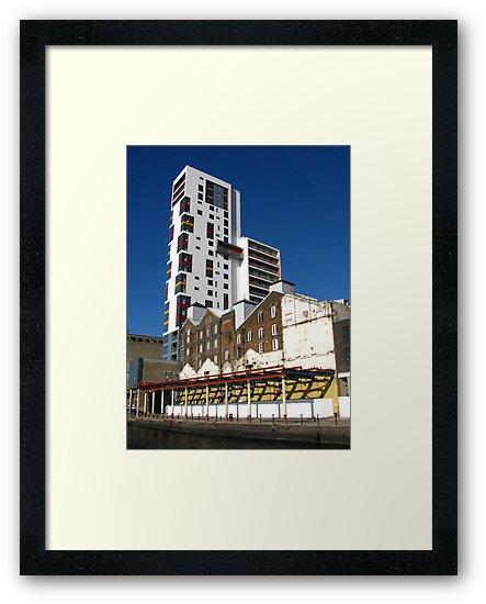 The Mill and Ipswich Docks Regeneration by wiggyofipswich