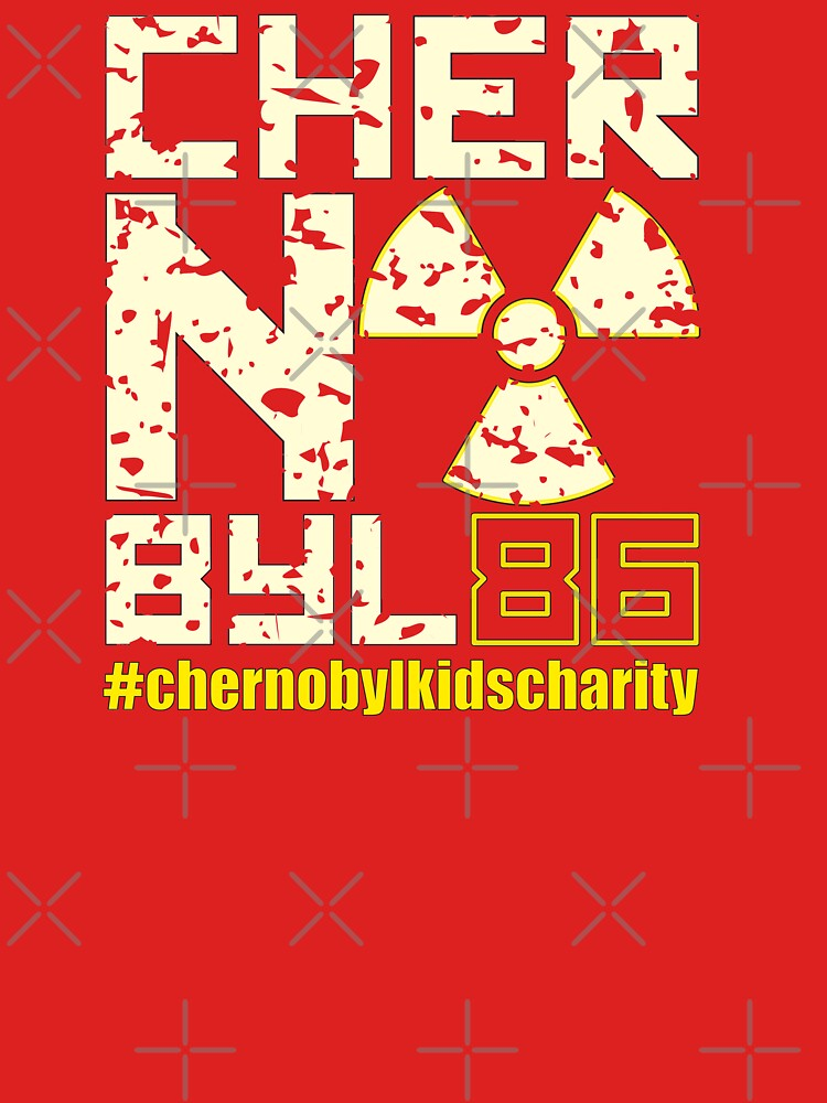 Chernobyl nuclear disaster. 1980s protest graphics by Bigs66