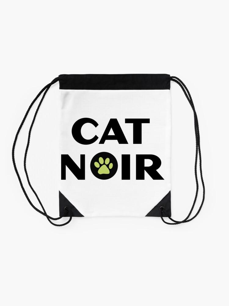 Alternative Ansicht von Miraculous Black Cat Noir Turnbeutel