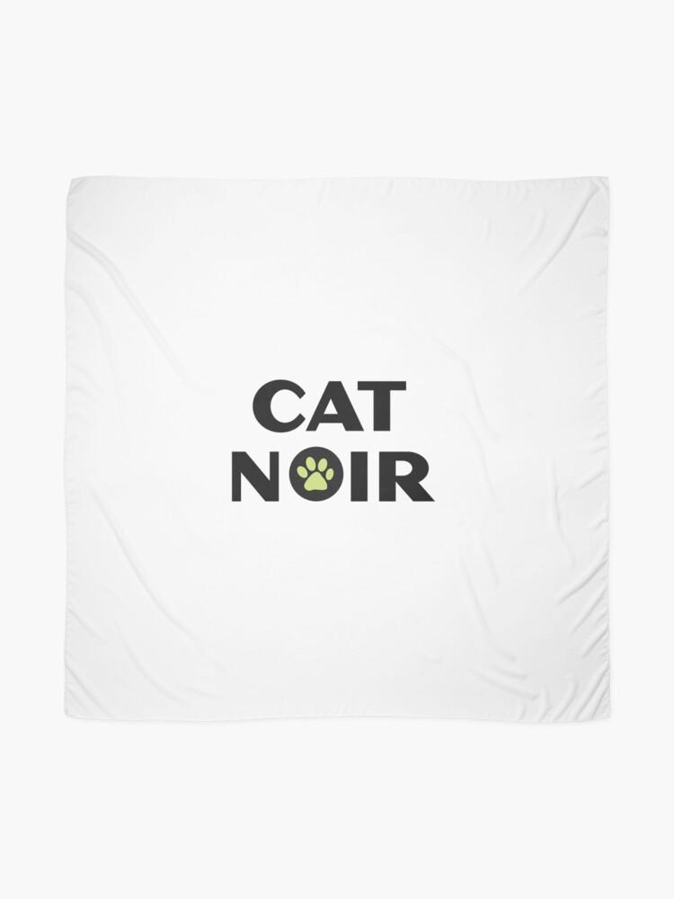 Alternative Ansicht von Miraculous Black Cat Noir Tuch