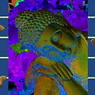 Buddha and the Butterflies by AngelinaLucia10
