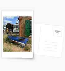 Whitstable Oyster Co Postcards