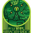 Innsmouth Radio by nickfolz