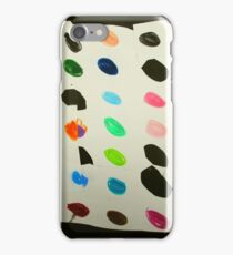 colour selection iPhone Case/Skin