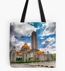 Sultan Sulaiman Royal Mosque Tote Bag