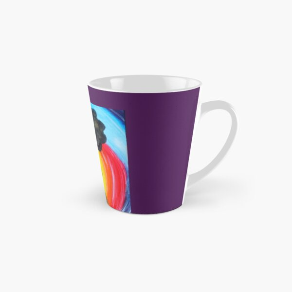 Melanin Yoga Goddess  Tall Mug