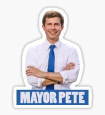 Bürgermeister Pete Buttigieg Sticker