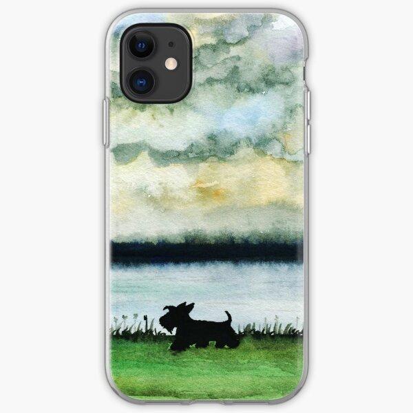 Scottie Dog iPhone Soft Case