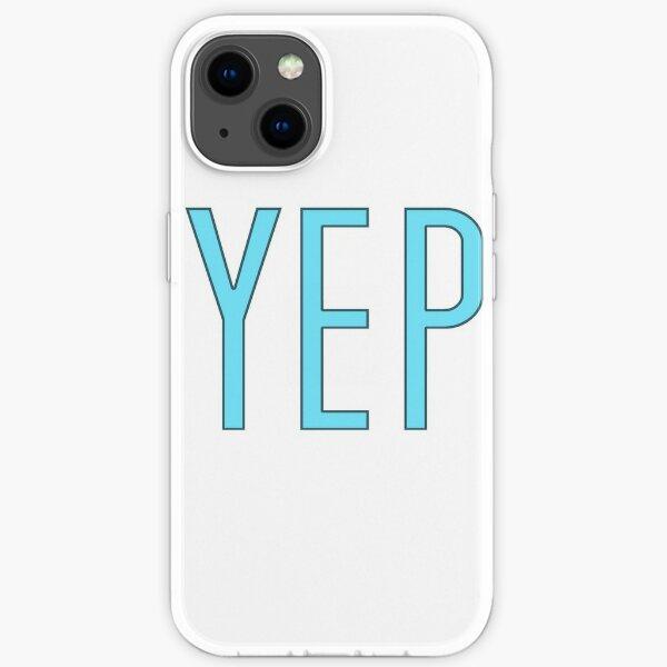 Yep iPhone Soft Case