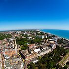 Bournemouth from above 2 by bubblebat