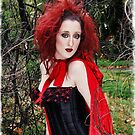 Fairytale - Red #1 by Julia  Thomas