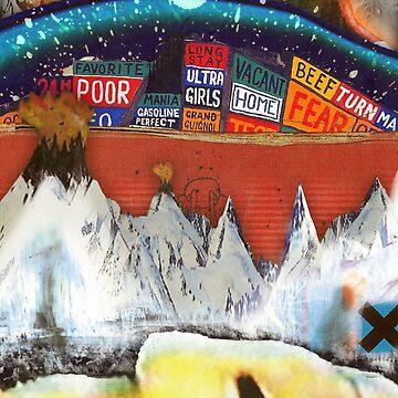 Quot Slowdive Souvlaki Quot Sticker By Tm490 Redbubble