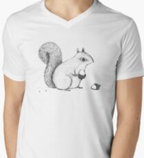 Monochrome Squirrel T-Shirt