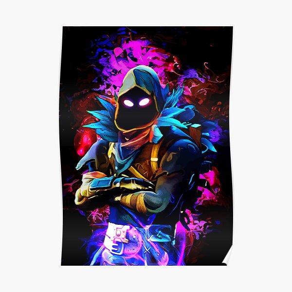 Neon Sombra Poster