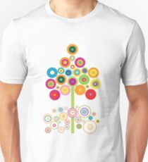colors tree Unisex T-Shirt