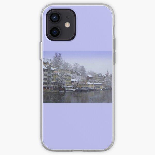Snowy Zurich iPhone Soft Case